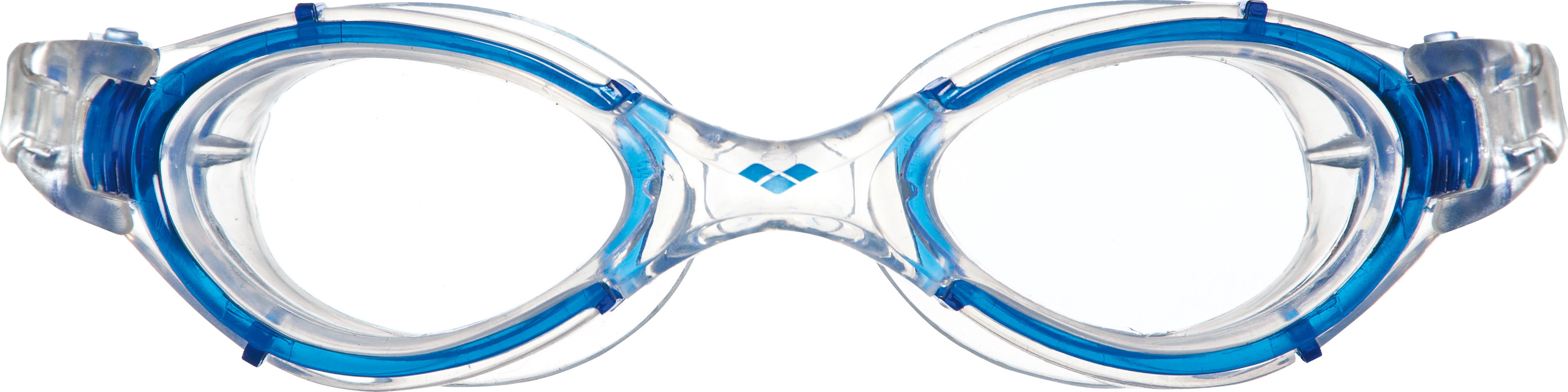 096a4d3098 arena Nimesis Crystal Large - Lunettes de natation - transparent sur ...